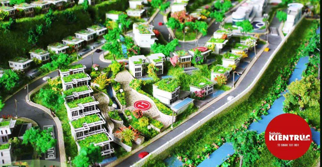 Mô hình kiến trúc là gì? Sa bàn kiến trúc là gì? Các loại mô hình kiến trúc, sa bàn kiến trúc?