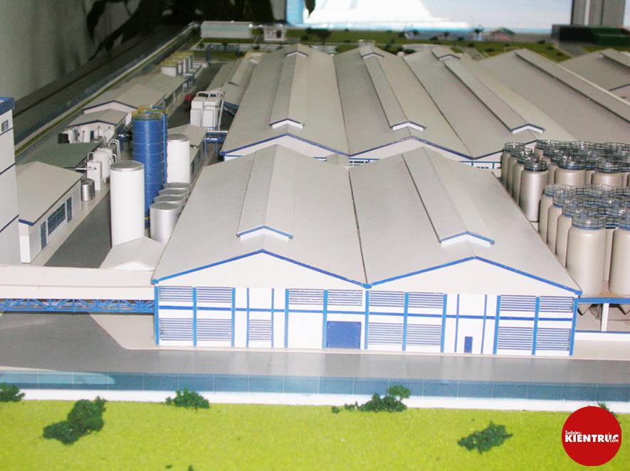 【Sabankientruc.com】Mô hình kiến trúc nhà máy bia Tiger