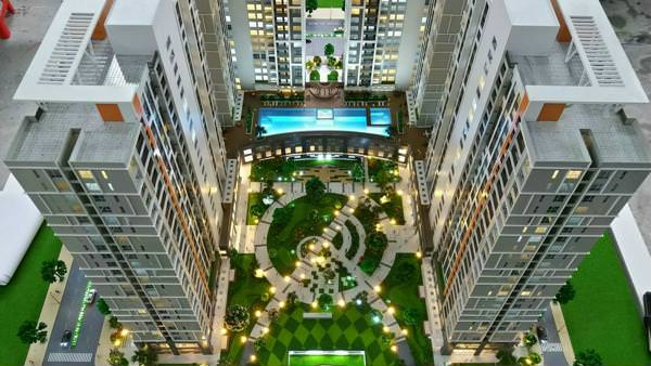Chuyên vệ sinh mô hình kiến trúc tại Hà Nội Và Tp.hcm