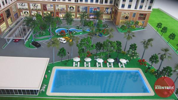 Mô hình kiến trúc xanh hướng đi cho đô thị phát triển bền vững.