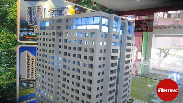 Việc làm mô hình kiến trúc hỗ trợ trong kinh doanh địa ốc ra sao?