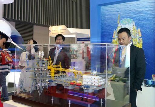 Tương tác với mô hình triển lãm - Tàu lai dắt (TUG BOAT)