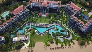 Mô hình kiến trúc Casino